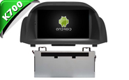 Android 10 For FORD FIESTA 2009-2012 (W2-KS6493A)