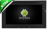 Android 8.1 For PEUGEOT 3008/5008 2009-2011 (W2-K6430)