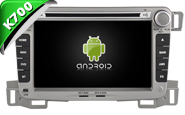 Android 9.0 For CHEVROLET SAIL 2009-2013 (W2-K6423)