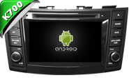 Android 10 For SUZUKI SWIFT 2011-2015 (W2-KS6653)
