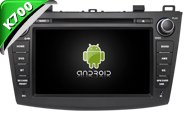 Android 9.1 For MAZDA 3 2010-2012 (W2-K6606)