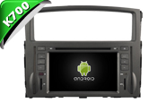 Android 10 For MITSUBISHI PAJERO (W2-KS6846)