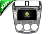 Android 8.1 For HONDA CITY 2008-2012 (New Arrival) (W2-K6309)