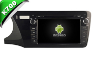 Android 10 For HONDA CITY 2014 LHD (W2-KS6317)