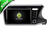 Android 9.1 For HONDA CITY 2014(Right Drive Version) (W2-K6324)