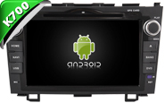 Android 9.1 For HONDA CRV 2006-2011 (W2-K6318)