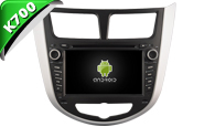 Android 8.1 For HYUNDAI VERNA/SOLARIS/ACCENT (W2-K6263)