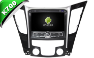Android 9.0 For HYUNDAI NEW SONATA/i40/i45/i50 (2011-2013) (W2-K6260)