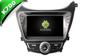 Android 9.0 For HYUNDAI ELANTRA 2013 (W2-K6259)