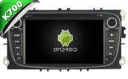 Android 9.1 For FORD MONDEO/FOCUS(>2008)/S-MAX (W2-K6457B)