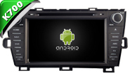 Android 6.0 For TOYOTA PRIUS (Left Driver Version) (W2-K6144)