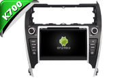 Android 6.0 For TOYOTA CAMRY 2012 US VERSION (W2-K6143)