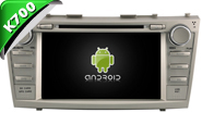 Android 8.1 For TOYOTA CAMRY 2007-2011 (W2-K6117)