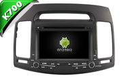 Android 8.1 For HYUNDAI ELANTRA (W2-K6256)