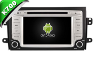 Android 8.1 For SUZUKI SX4 2006-2014 (W2-K6657)