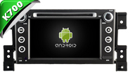 Android 8.1 For SUZUKI GRAND VITARA 2005-2012 (W2-K6660)