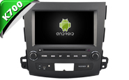 Android 10 For MITSUBISHI OUTLANDER (W2-KS6848)