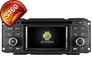For Android 4.4.4 CHRYSLER GRAND VOYAGER (W2-M201)