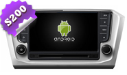 Android 8.0 For VOLKSWAGEN PASSAT 2015 (W2-W518)