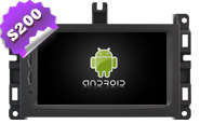 Android 8.0 For JEEP GRAND CHEROKEE (W2-W349)