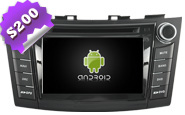Android 8.0 For SUZUKI SWIFT 2011-2015 (W2-W179)