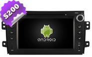 Android 8.0 For SUZUKI SX4 2006-2014 (W2-W124)