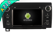 For Android 7.1 FOR TOYOTA TUNDRA (2007-2013) SEQUOIA(2008-2015) (W2-H5099)