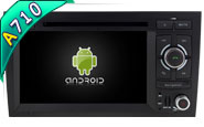 For Android 7.1 FOR AUDI A4 2002-2008 (W2-H7624)