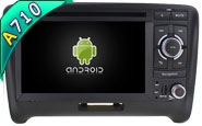 For Android 7.1 AUDI TT 2006-2015 (W2-H7625)