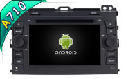 For Android 7.1 TOYOTA PRADO 120 (W2-H7640)