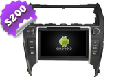 Android 8.0 For TOYOTA CAMRY (W2-W153)