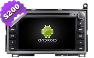 Android 8.0 For TOYOTA VENZA (W2-W380)