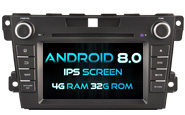 Android 8.0 For MAZDA CX-7 2012 (W2-V7077)