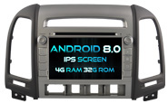 Android 8.0 For HYUNDAI NEW SANTA FE (W2-V7028)