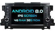 Android 8.0 For MAZDA CX-5 2012 (W2-V7005)