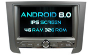 Android 8.0 For SSANGYONG REXTON 2014-2015 (W2-V7022)