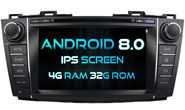 Android 8.0 For MAZDA 5/PREMACY 2009-2012 (W2-V7065)