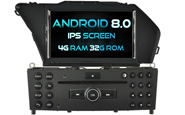 Android 8.0 For MERCEDES BENZ GLK (W2-V5708)