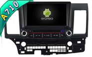 For Android 7.1 FOR MITSUBISHI LANCER 2006-2013 (W2-H5527)