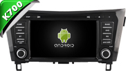 Android 6.0 For NISSAN QASHQAI 2014 (W2-K6908)