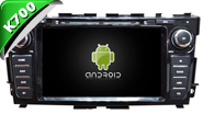 Android 8.1 For NISSAN TEANA 2013 (W2-K6907)