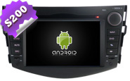 Android 8.0 For TOYOTA RAV4 2008-2011 (W2-W018)