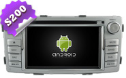 Android 8.0 For TOYOTA New Hilux 2012 (W2-W143)