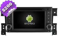 Android 8.0 For SUZUKI Grand Vitara (W2-W053)