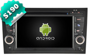 Android 7.1 For AUDI A4/S4/RS4 (W2-Q050)
