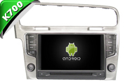 Android 10 For VW GOLF 7 (W2-KS6243S)