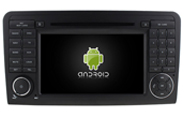 Android 8.0 For MERCEDES-BENZ ML-W164/GL-X164 (W2-V7608)