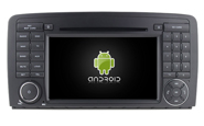 Android 8.0 For MERCEDES-BENZ R-W251/R280/R300/R320/R350/R500(2006-2016) (W2-V7609)