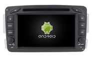 Android 8.0 For MERCEDES-BENZ C CLASS W203 (W2-V7612)
