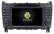 Android 8.0 For MERCEDES-BENZ C CLASS (W2-V7613)